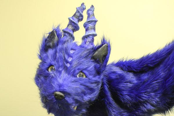 atrakink pagalbininkas mėlynasis drakonas